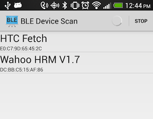 Apk apps for you: bluetooth le gatt example, scan ble devices.