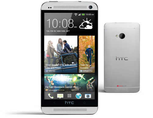 Start developing for HTC devices